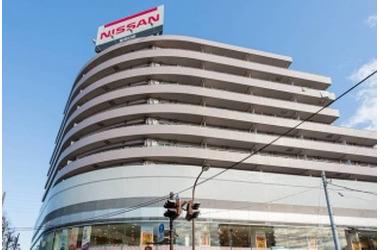 サンクレール高井戸 4階 2LDK 賃貸マンション