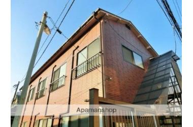 高円寺 徒歩5分2階1R 賃貸アパート
