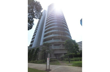 ゲートシティ大崎サウスパークタワー 6階 2LDK 賃貸マンション