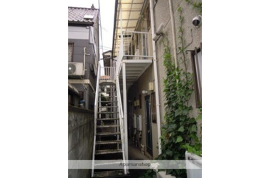 新高円寺 徒歩4分 1階 1R 賃貸アパート