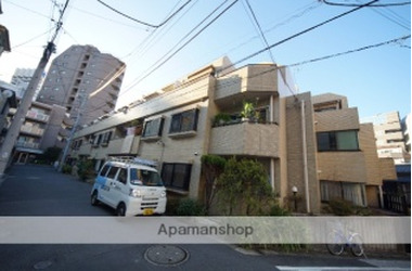 マートルコート新宿ガーデンハウス 3階 2LDK 賃貸マンション