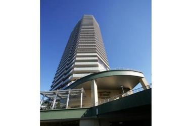 ユニゾンタワー 8階 1LDK 賃貸マンション