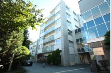 シャレール広尾 2号棟 4階 1LDK 賃貸マンション