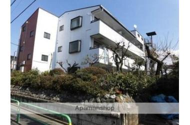 富士見台 徒歩10分 3階 2LDK 賃貸マンション