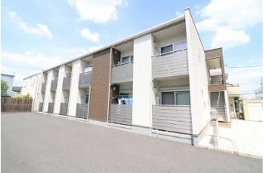 クレイノフラグランス 1階 1K 賃貸アパート