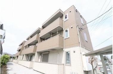 ゼファーコートⅡ 3階 2LDK 賃貸アパート