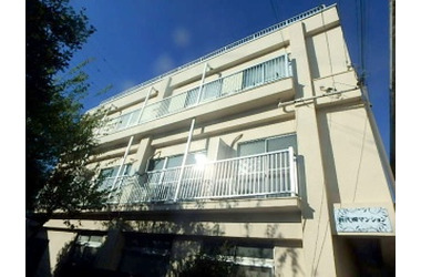 新代田マンション3階2DK 賃貸マンション