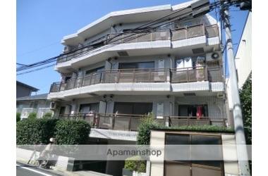 宮の坂 徒歩12分 2階 2DK 賃貸マンション