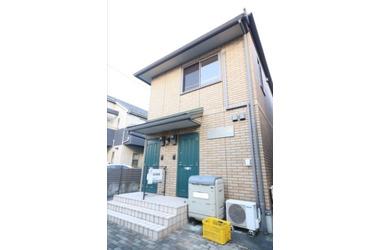 京王多摩川 徒歩7分 2階 1LDK 賃貸アパート
