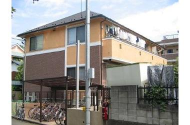 野川公園ハウス2階1K 賃貸アパート