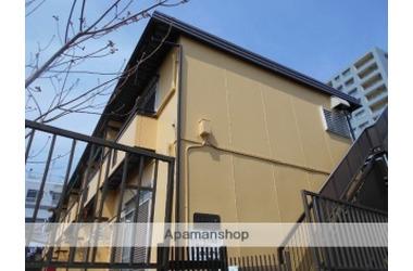 花沢ハイツ 2階 1K 賃貸アパート