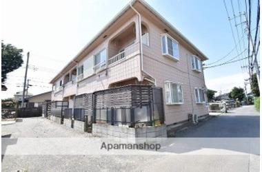 フジノコーポⅠ 2階 2DK 賃貸アパート