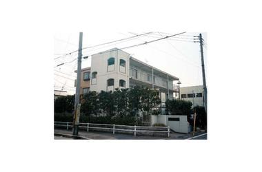 グリーンコーポ金田1号棟 1階 3DK 賃貸マンション