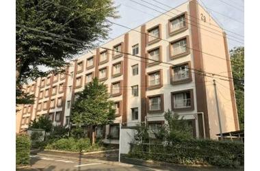 公社久米川駅東住宅23号棟 3階 2LDK 賃貸マンション