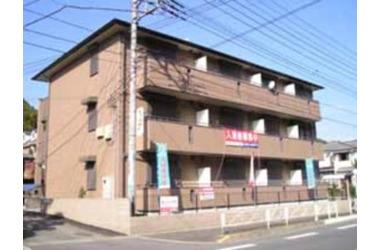高尾山口 徒歩8分 3階 1K 賃貸アパート