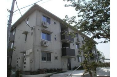 コモレビ大蔵 F 1階 2LDK 賃貸アパート