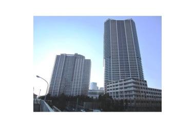アーバンドック パークシティ豊洲 タワーB 11階 2LDK 賃貸マンション