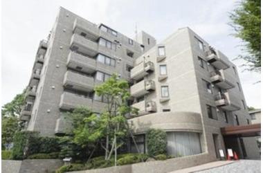 フラット緑ケ岡 6階 2LDK 賃貸マンション