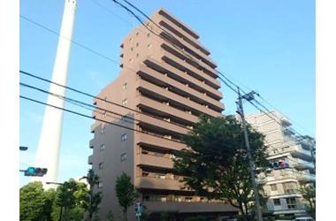 アレンダール目黒 6階 2LDK 賃貸マンション