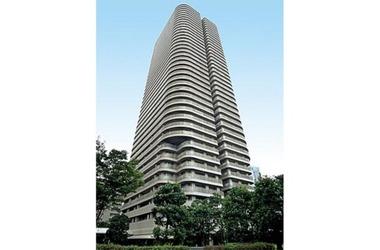 リバーポイントタワー 23階 3LDK 賃貸マンション