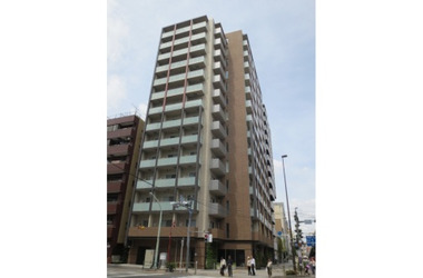メトロステージ上野 14階 1LDK 賃貸マンション