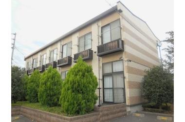 レオパレスメイプルⅡ 2階 1K 賃貸アパート