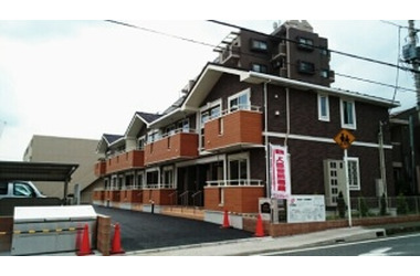 ソラーナ 1階 1LDK 賃貸アパート