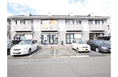 ファミール陽光台B 1階 3DK 賃貸アパート
