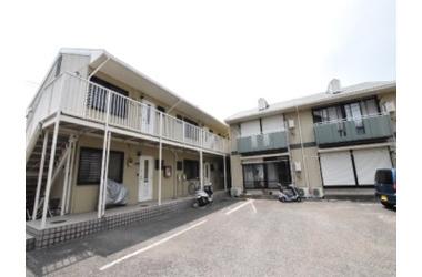 グランフォレヤマジュ 2階 2LDK 賃貸アパート