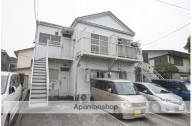 マリンハイツ津久井浜 2階 2DK 賃貸アパート