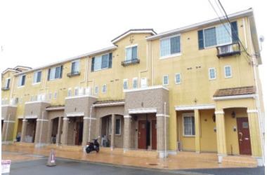 グラン・ソレイユ 1階 2LDK 賃貸アパート