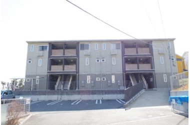 クレール ガーデン 2階 2LDK 賃貸アパート