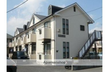 ムーンコーポB2階2DK 賃貸アパート