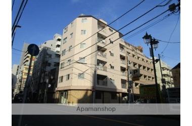 サムハイツ 4階 2DK 賃貸マンション