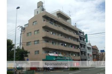 サンビームハタ 6階 3DK 賃貸マンション