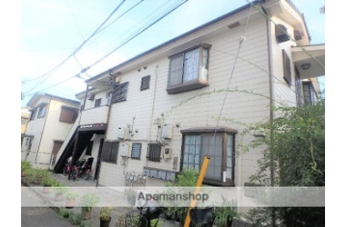 コーポ小金井Ⅱ 2階 2DK 賃貸アパート
