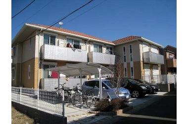 メゾンボヌールA 1階 2LDK 賃貸アパート