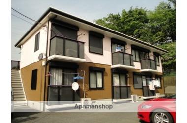 サンモールM2階2K 賃貸アパート