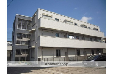 アルプス3号館 2階 1LDK 賃貸マンション