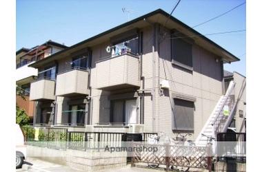 ディアブリッジ 2階 1K 賃貸アパート