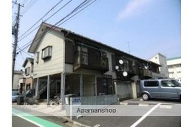 弁天橋 徒歩8分 2階 2DK 賃貸アパート