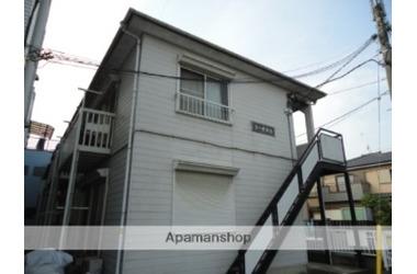 コーポ末吉2階2DK 賃貸アパート