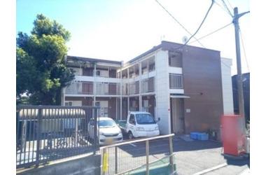 レオパレスキアラ 2階 1K 賃貸アパート