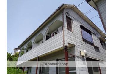 第二オキタハイム 1階 2DK 賃貸アパート
