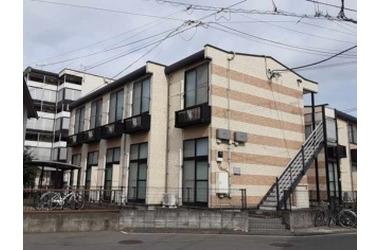 レオパレスグリーン2階1K 賃貸アパート