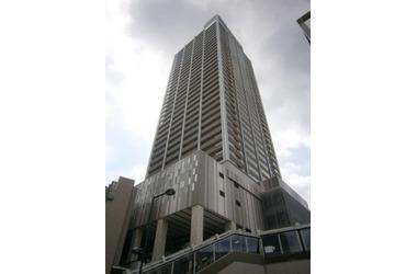エクラスタワー武蔵小杉 15階 2LDK 賃貸マンション