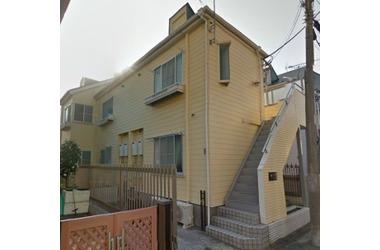 スカイピア綱島B2階1K 賃貸アパート