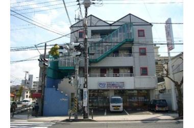 藤沢 徒歩17分2階1K 賃貸マンション