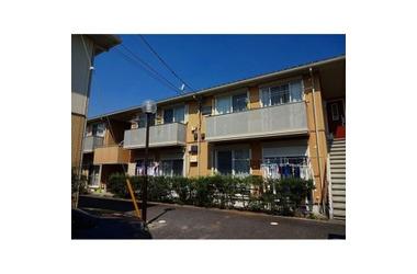 サンビュー湘南 1階 2LDK 賃貸アパート