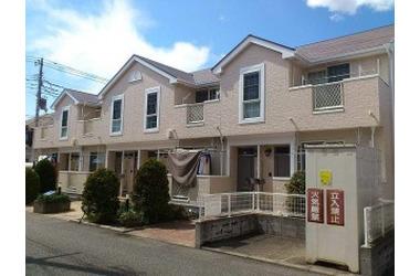 けやきハウス 2階 2LDK 賃貸アパート